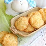 Kokosowe ciasteczka na białkach (kokosanki)