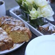 Ciasto ucierane z chrupiącą pasypką