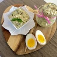 Sos tatarski z jajkiem
