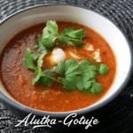 Orientalna zupa pomidorowa