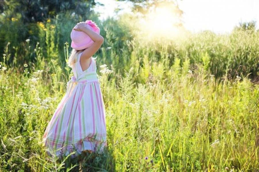 6 trendów w ubrankach dziecięcych na wiosnę