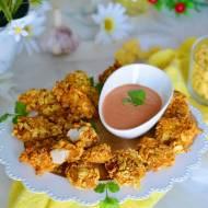 Pomidorowe nuggetsy z kurczaka