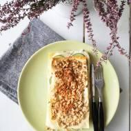 Lasagne z kozim serem