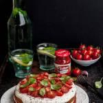 Tort pomidorowy wytrawny