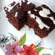 Ciasto czekoladowe, gdy nic nie ma w domu
