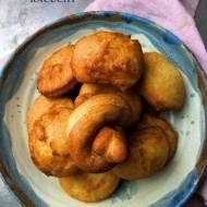 Wytrawne ziemniaczane racuchy - wypiekanie na śniadanie