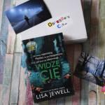 """Widzę Cię"" Lisa Jewell"