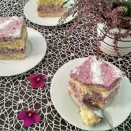 Ciasto porzeczkowy raj.