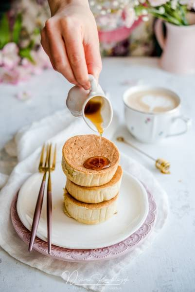 Sufletowe pancakes