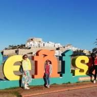 Peñíscola – zabawa w turystę!
