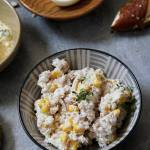 Sałatka z ryżem, kukurydzą i tuńczykiem
