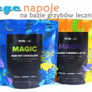 Magic złota i czekoladowa latte (superfood) – Vivo Life - Siła Roślin