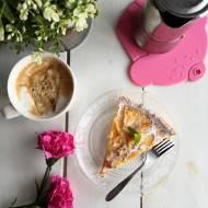 Tarta z brzoskwiniami