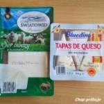 Chop prōbuje: Syr owczy i kozi