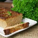 Pasztet drobiowo - wołowy z mięsa z rosołu