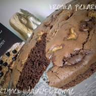 Murzynek udający brownie