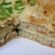 Naleśniki ziemniaczane – smaczny obiad