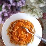 Spaghetti weganiese, czyli pyszne spaghetti bez mięsa