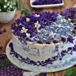 Tort fiołkowy