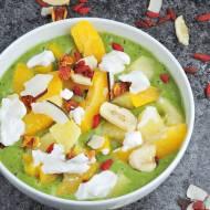Zielone Smoothie Bowl z Mango