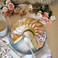 Babka cytrynowa z białej fasoli