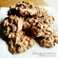 Ciastka orzechowe – pomysł na wykorzystanie białek