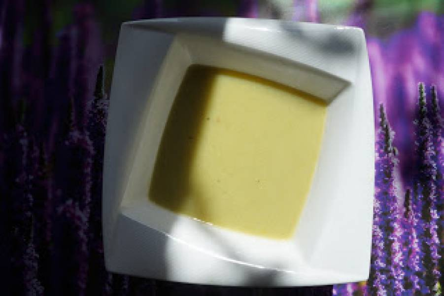 Zupa krem z zielonych szparagów (na szybko)