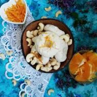 Orzechowe miękkie ciasteczka z pomarańczą (bez glutenu)
