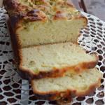 Ciasto drożdżowe bez wyrabiania, z rabarbarem lub kruszonką