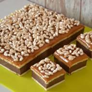 Łasuch - pyszne ciasto bez pieczenia