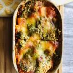 Piątek: Super prosta lasagna z ravioli