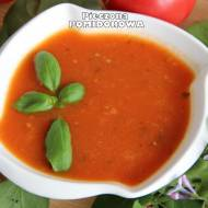 Pieczona pomidorowa