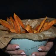 Zdrowe frytki z batatów jako fit alternatywa do tradycji
