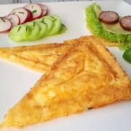 TOSTY SEROWE (keto, LCHF, bez glutenu)