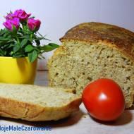 Chleb pszenny na zakwasie z melasą i otrębami