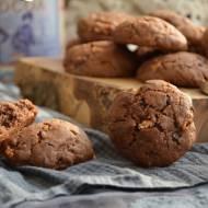 Czekoladowe ciasteczka z sezamkami czyli poWeekendowe Lakocie odc.189