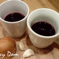 Zakwas z buraków (sok z kiszonych buraków)