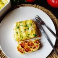 Cannelloni z mięsem i serem