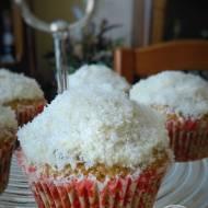 Kokosowe muffinki