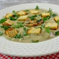 Zupa krem z pieczarek + film
