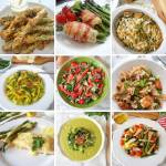 10 przepisów na dania ze szparagami (10 ricette con gli asparagi)