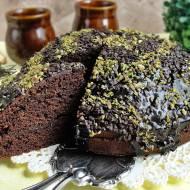 Ciasto czekoladowe z burakami bez jajek