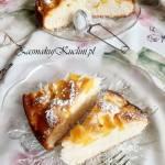 Ekspresowe ciasto z brzoskwiniami