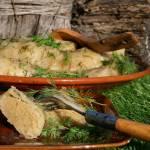 Gołąbki z ziemniakami - tradycja