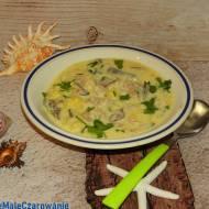 Cullen Skink - gęsta zupa szkocka