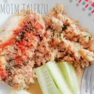 Kurczak z ryżem kalafiorowym