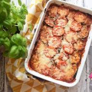 Parmigiana - włoska zapiekanka z bakłażana
