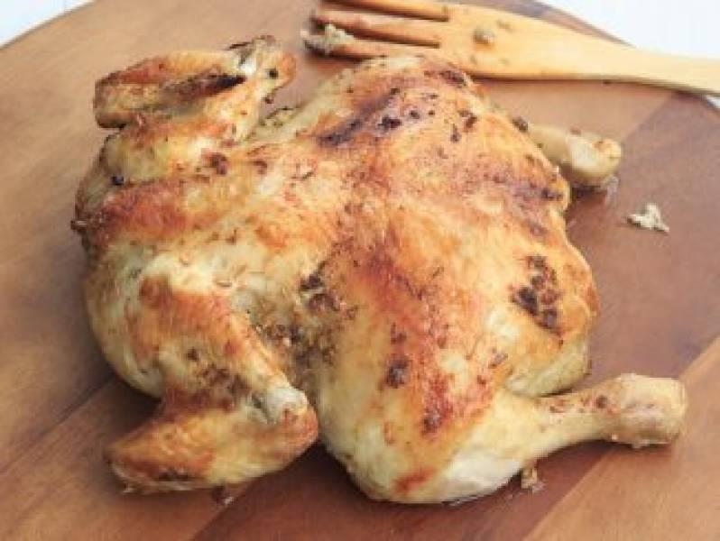 Niedzielny obiad – pikantny kurczak