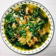 Czwartek: Włoska zupa weselna