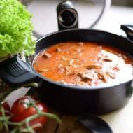 Gulasz po węgiersku i placki po zbójnicku czyli pomysł na pyszny obiad